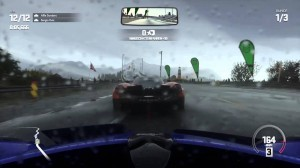 Dynamic Weather for Drive Club